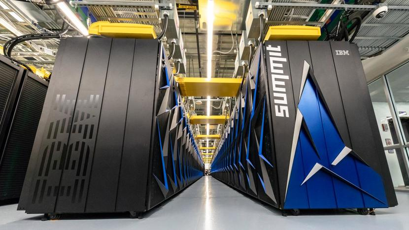 Supercomputador de IBM