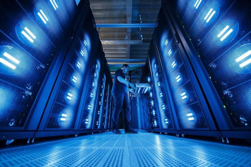Supercomputadora y sysadmin