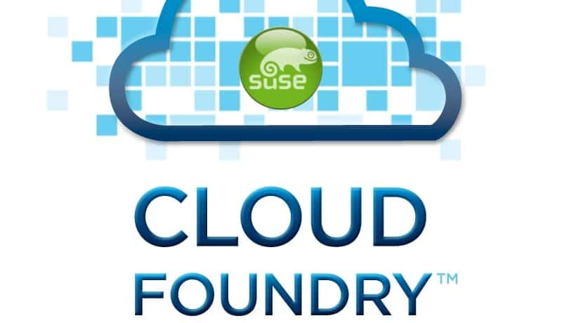 Logo Cloud Foundry y SuSE