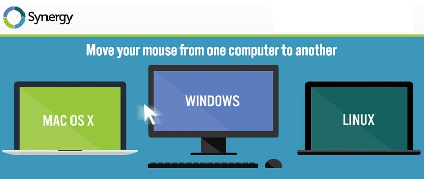 Comparte tu teclado y mouse con otros equipos con Synergy