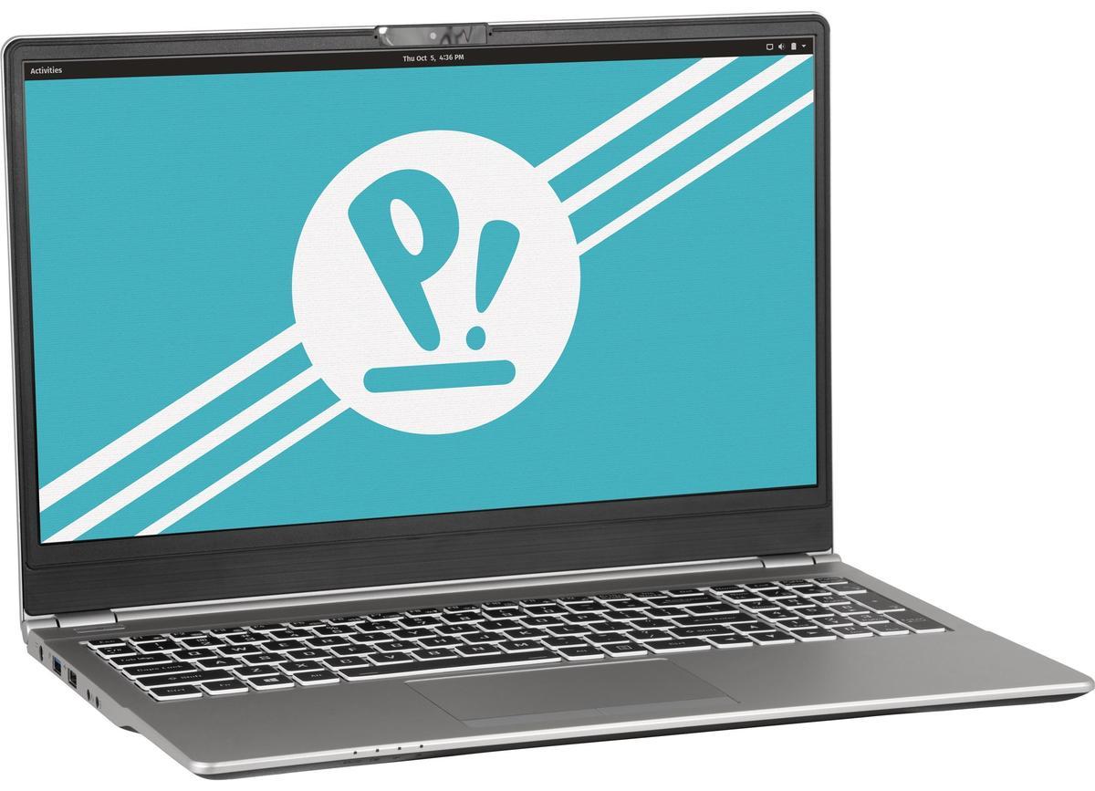 Portátil System76 con POP!_OS