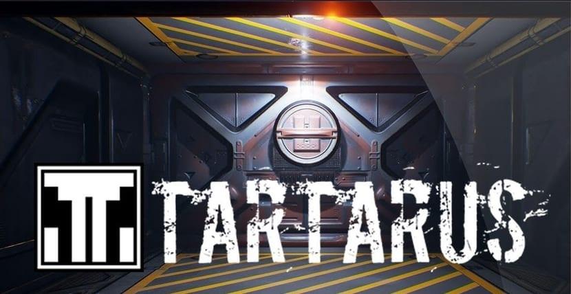 TARTARUS: logo del videojuego