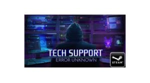 Tech Support Error Unknown portada