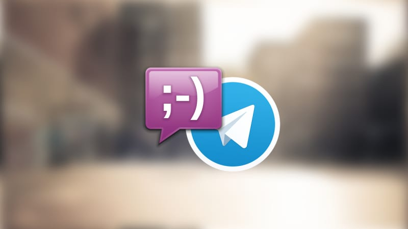 Telegram y logo de Pidgin