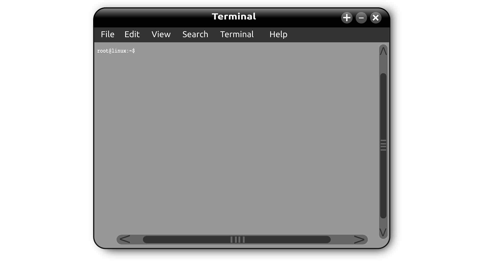 terminal shell comandos Linux