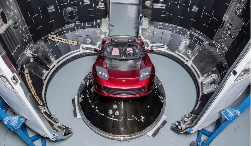 Tesla en SPaceX