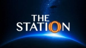 The Station: logo