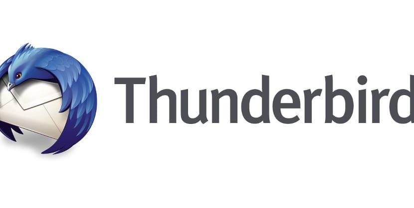 Logotipo de Thunderbird