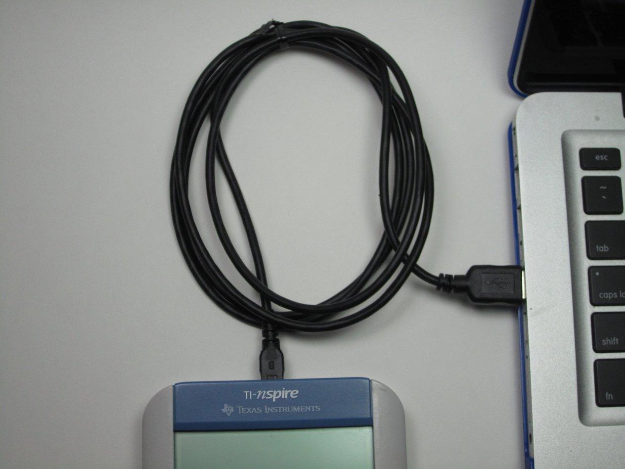 conectar calculadora a PC
