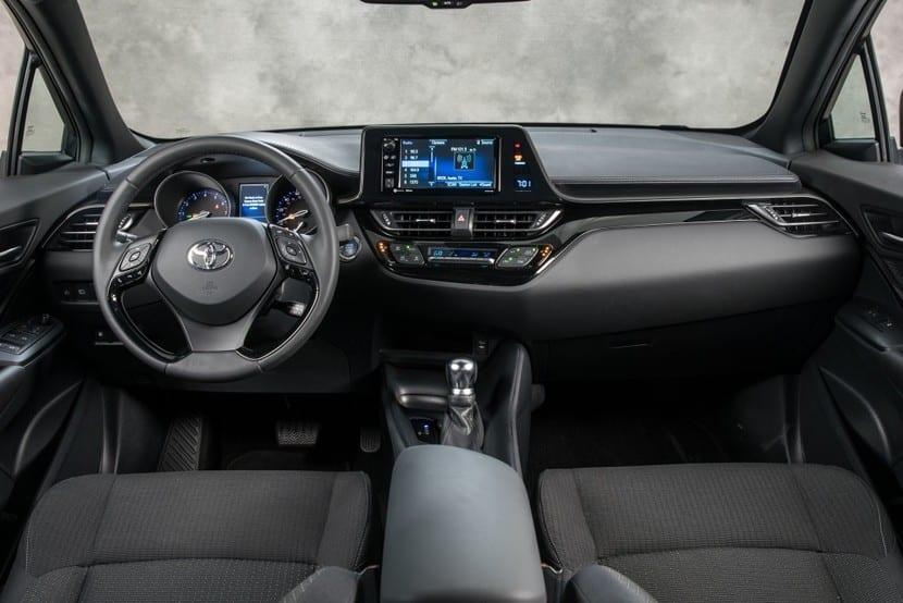 Toyota con Linux en su consola