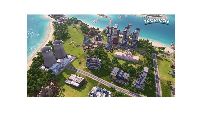 Tropico 6 nuclear