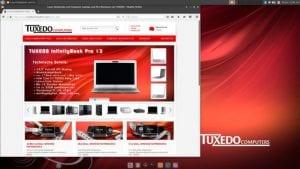 Tuxedo Computers y Xubuntu.