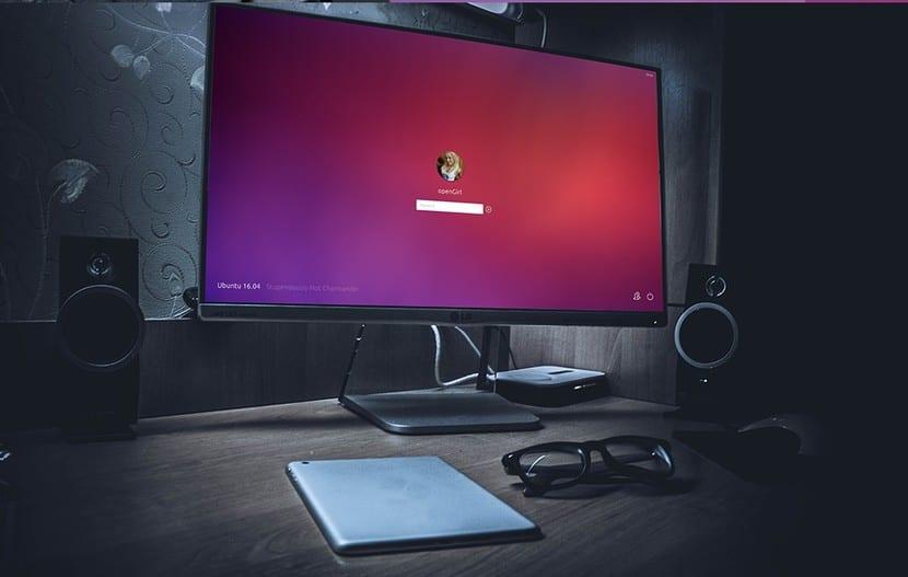Ubuntu 16.04 PC