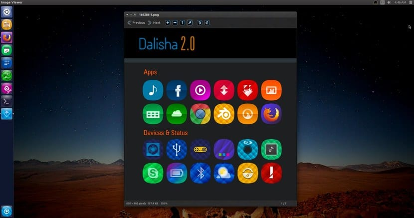 Ubuntu 17 escritorio
