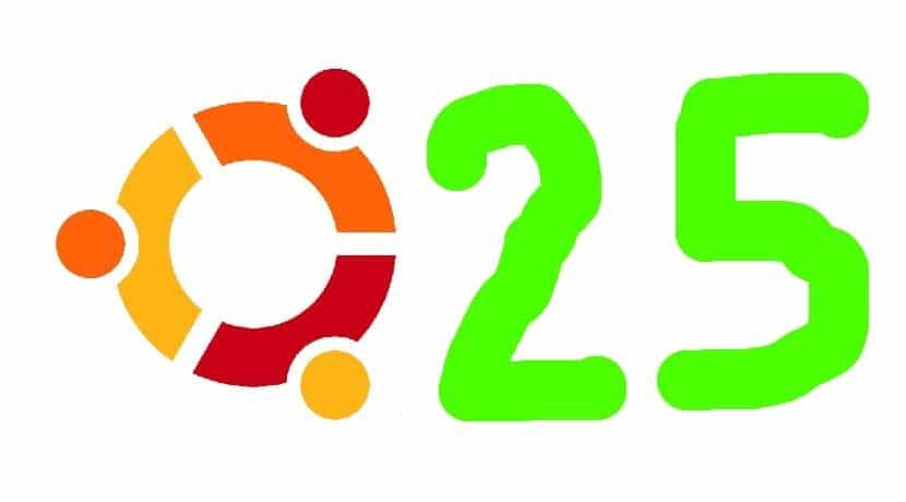 Ubuntu 25 millones