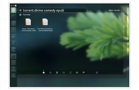 ubuntu lens bittorrent