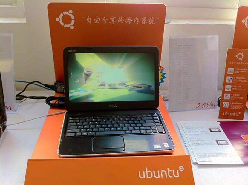 Dell con Ubuntu