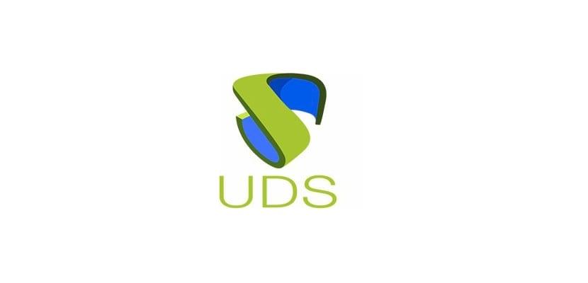 Logo de UDS
