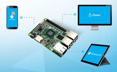 Up promete compatibilidad con todos los sistemas operativos de escritorio, incluidos nuestros sistemas Linux