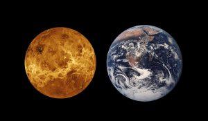 Venus y la Tierra, RISC-V