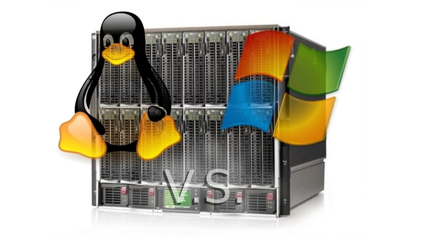 Servidor VPS: Tux y Windows