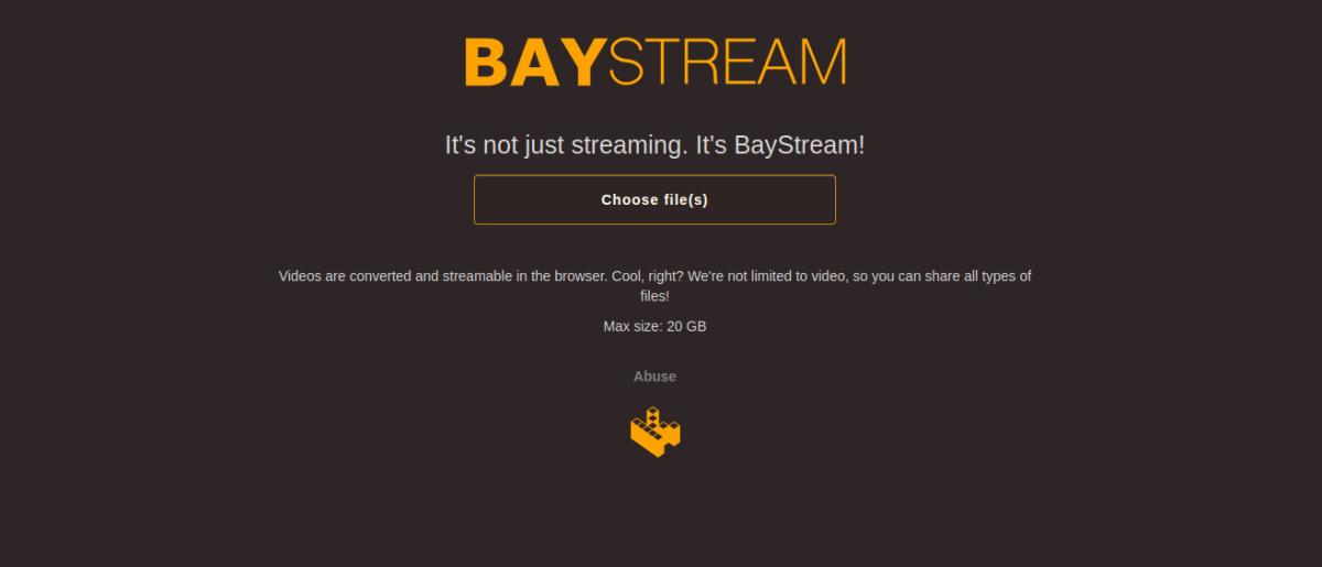 web de baystream