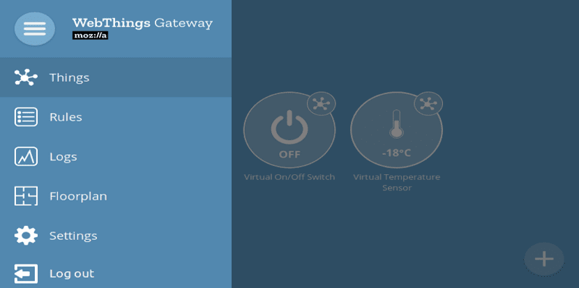 webthings_gateway_main_menu