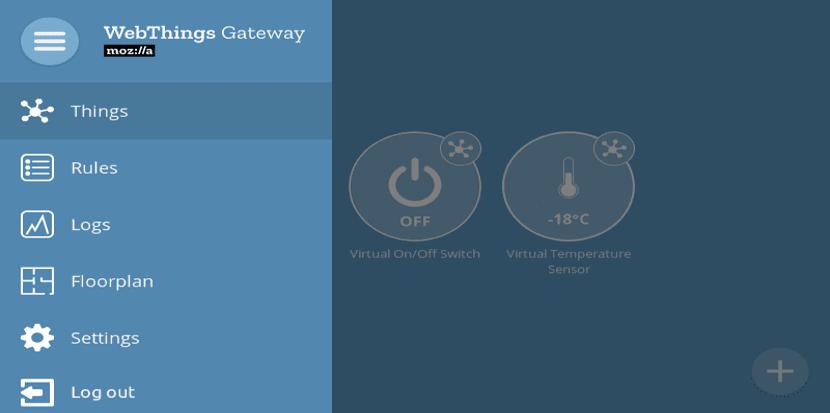 webthings_gateway_main_menu