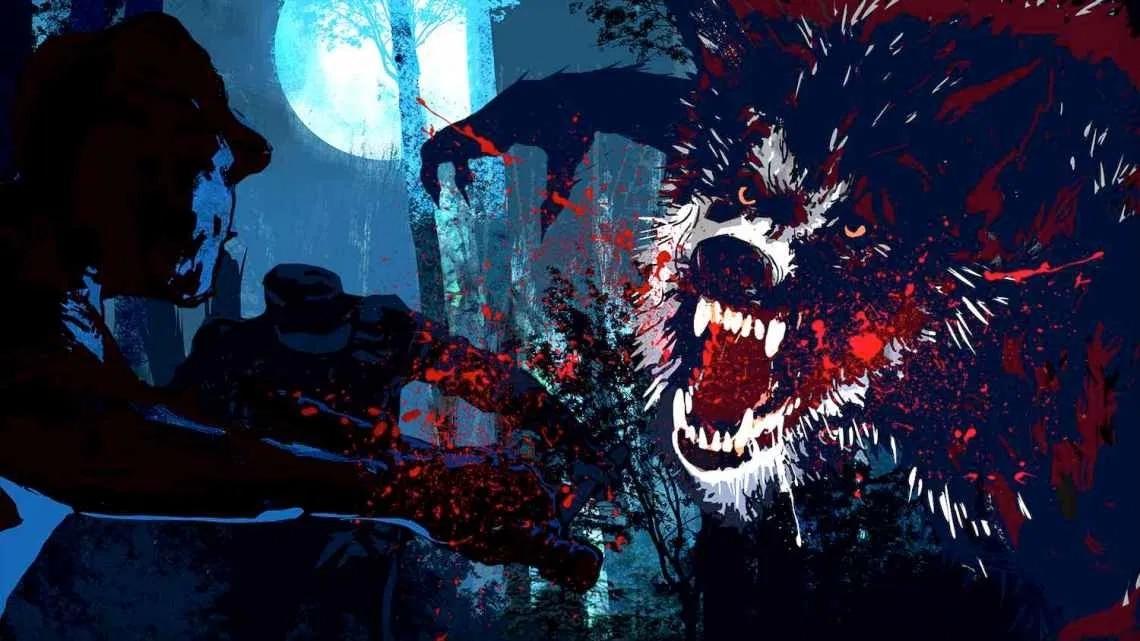 Werewolf, portada videojuegos