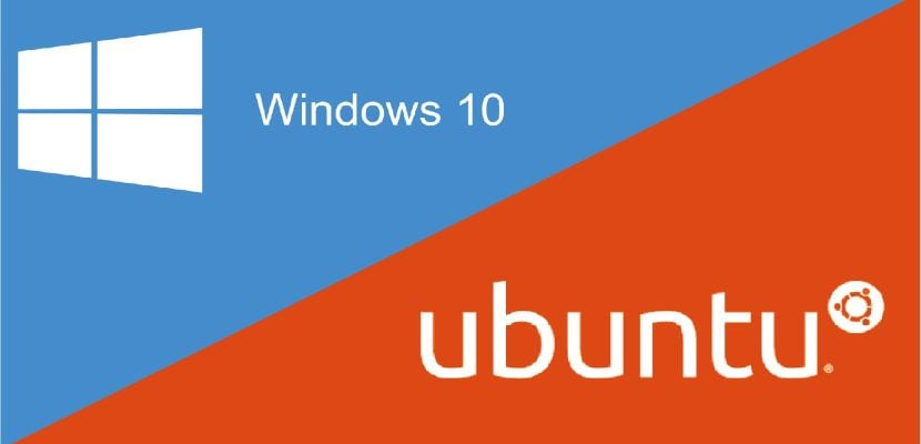 Windows 10 - Ubuntu