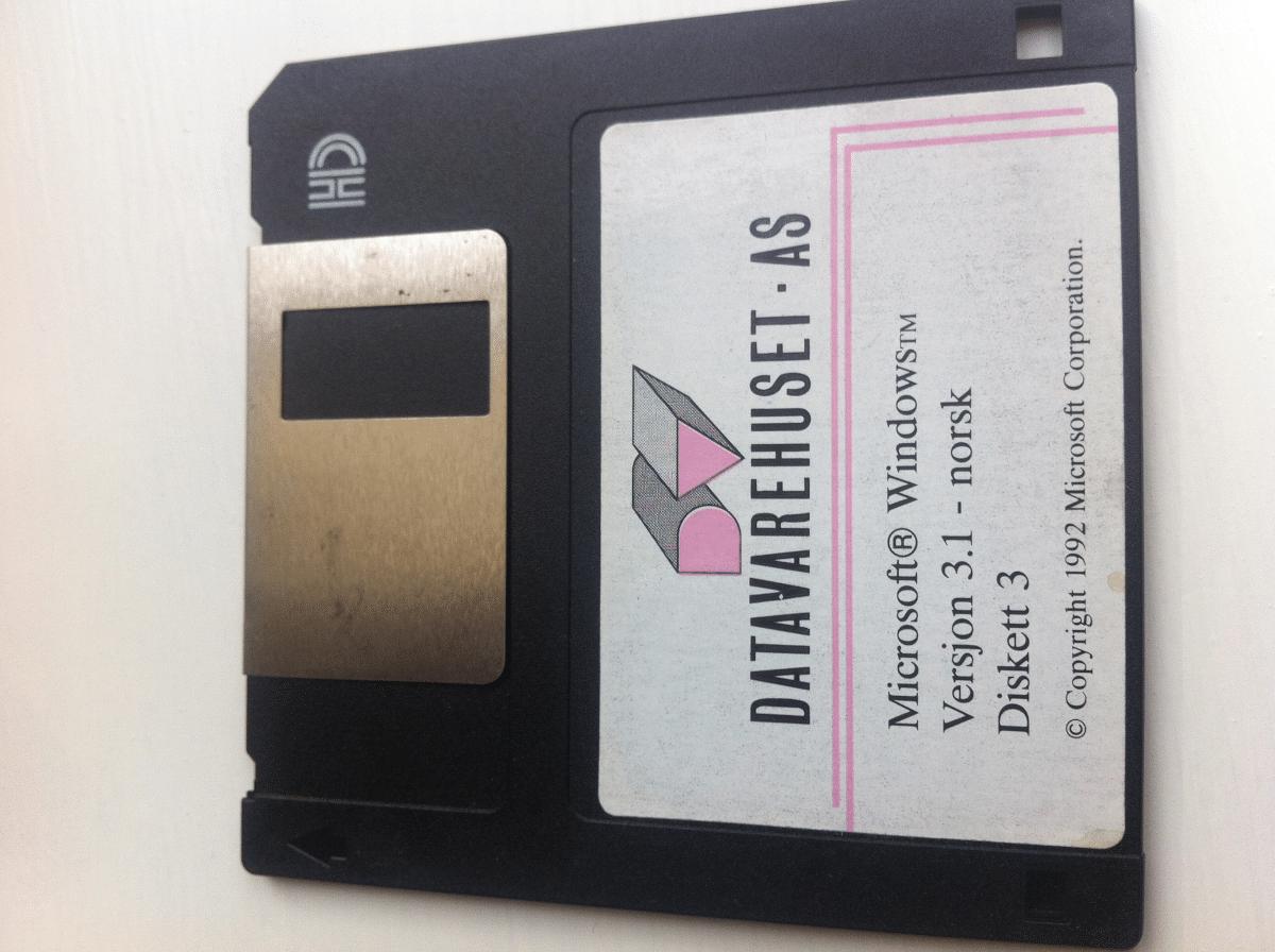 Windows 3.1 era uno de los sistemas operativos posiblemente afectados