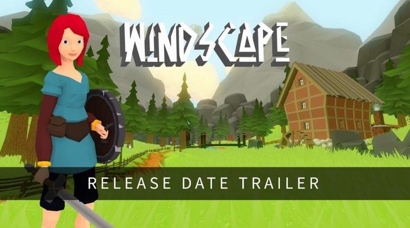 Windscape portada