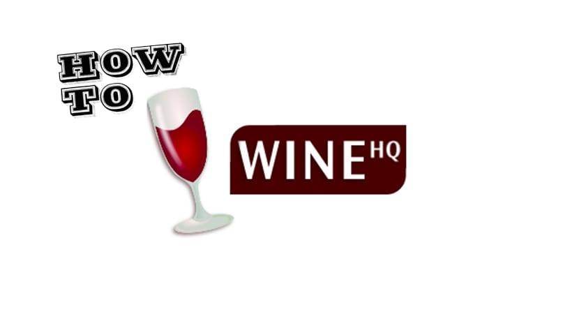 configurar Wine