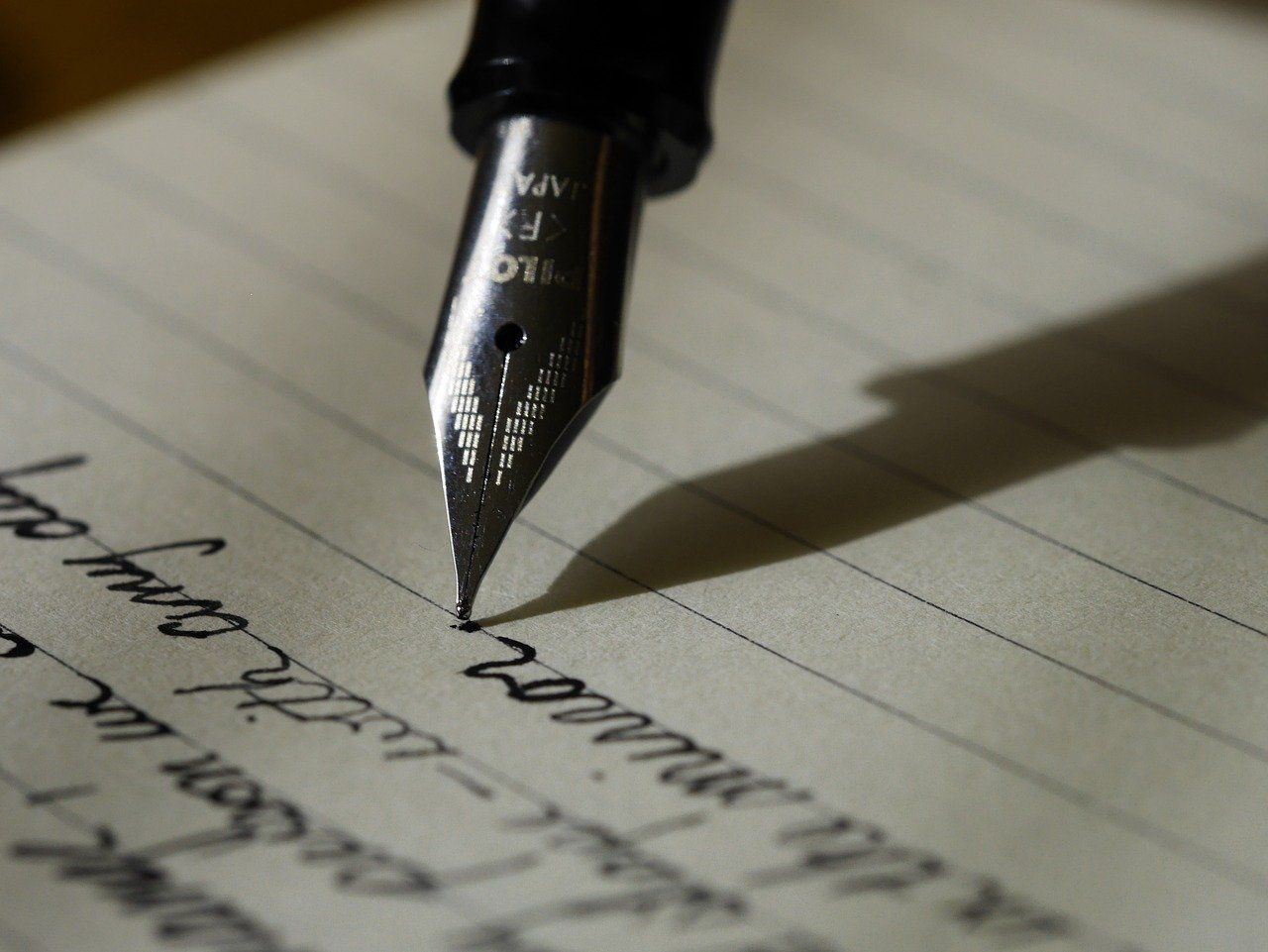 Tres programas para escribir